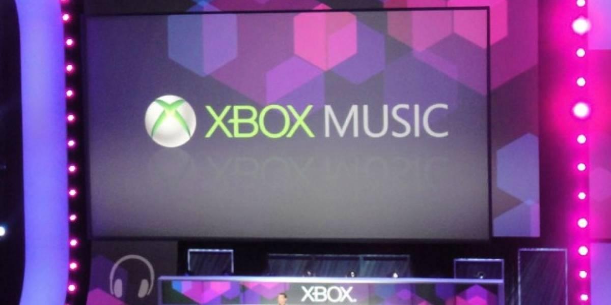 Xbox Music ahora te permite escuchar canciones offline