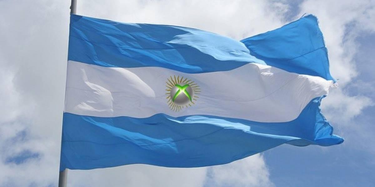 La Xbox 360 llega oficialmente a Argentina