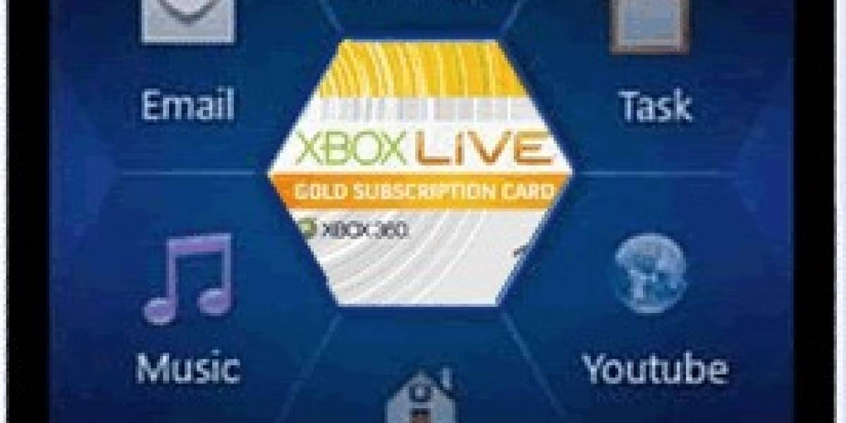 Xbox Live llegará a Windows Mobile