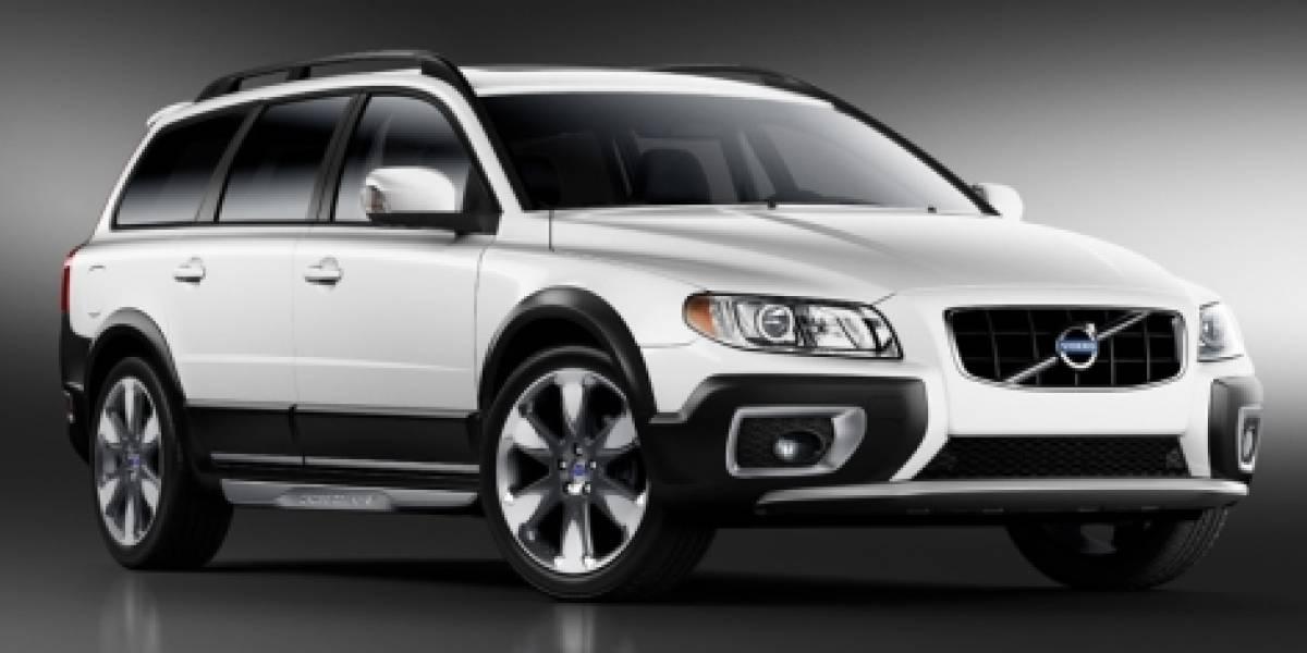 Volvo equipará sus automóviles con un completo centro multimedia con Internet