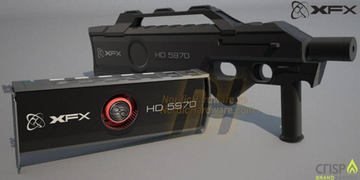 Radeon HD 5970 4GB Eyefinity 6 Black Edition