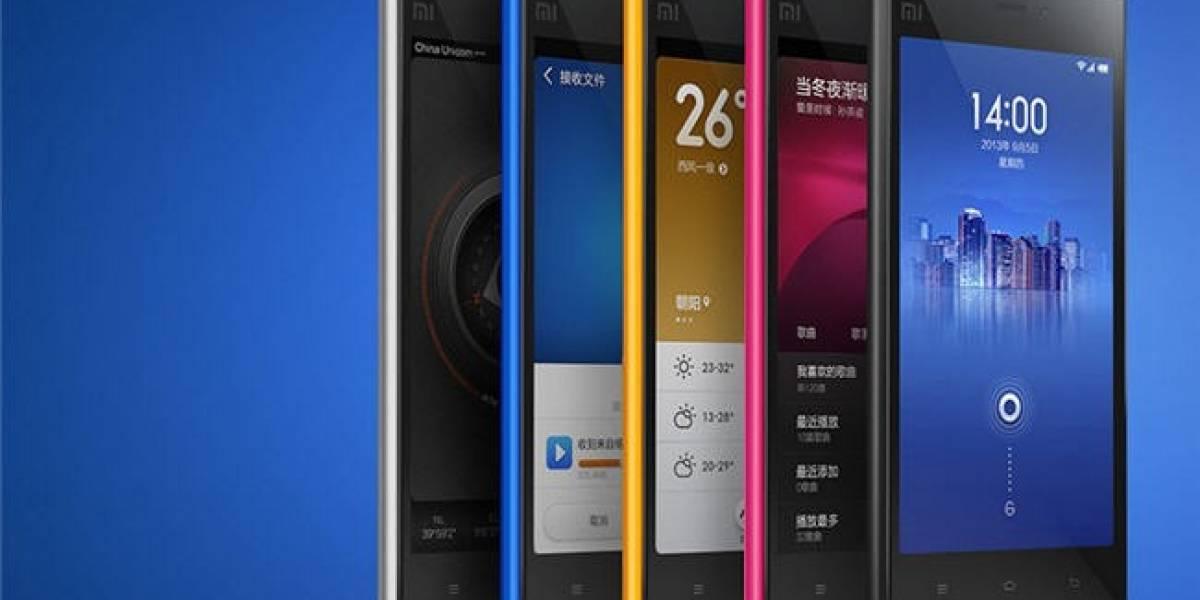 Xiaomi vendió más de 200.000 smartphones en tan solo 3 minutos