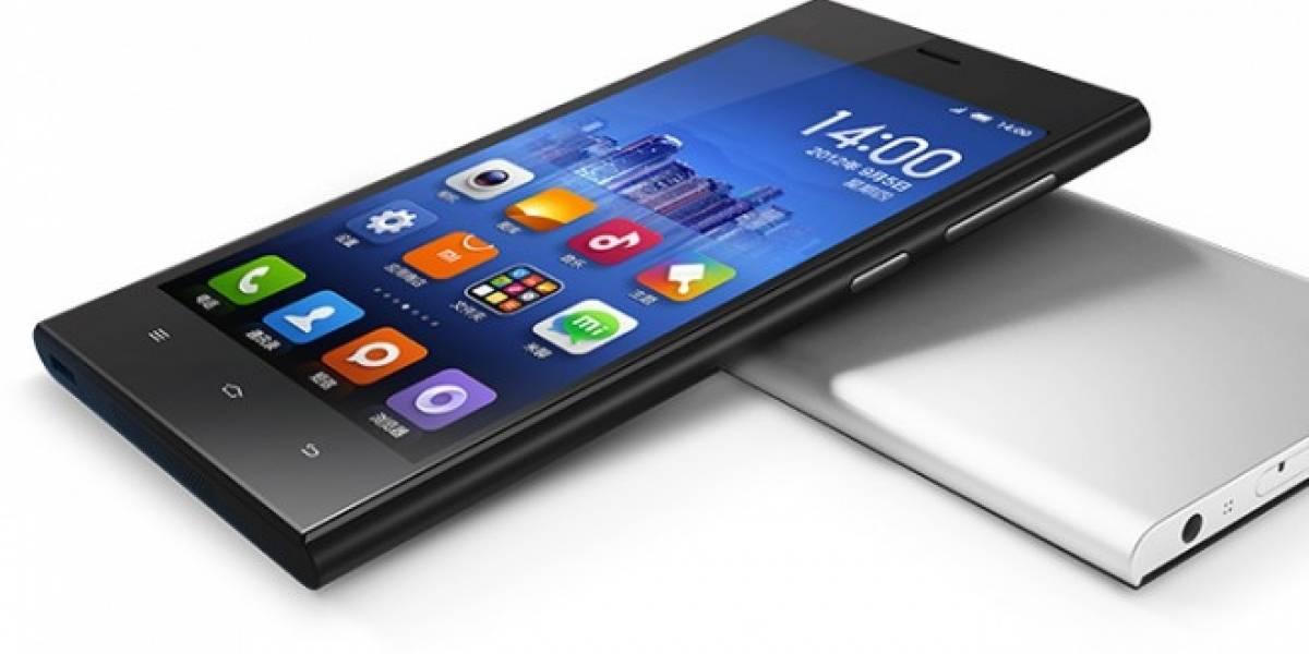 Xiaomi presenta su nuevo MiPhone 3