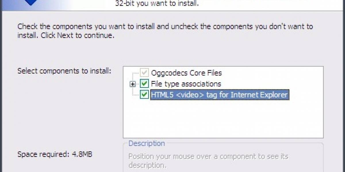 Plugin le da HTML5 a Internet Explorer