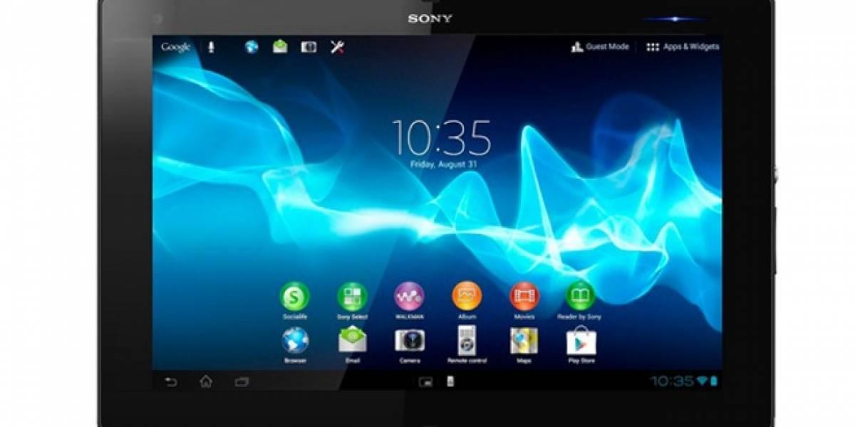 Sony presentará su nueva tableta la próxima semana