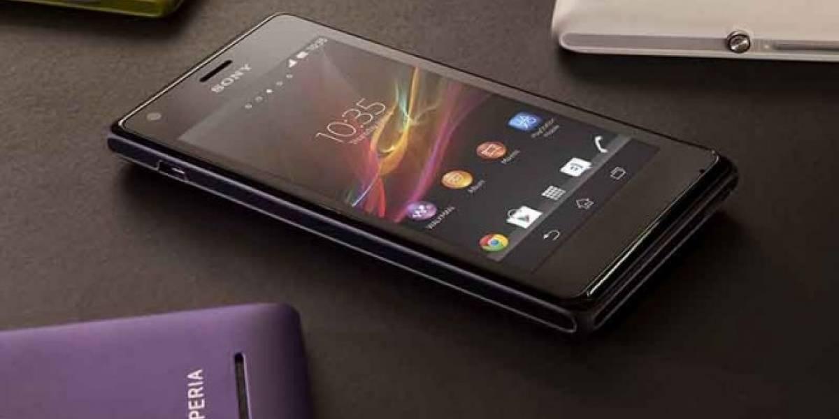 Sony Xperia M se convierte en el nuevo gama media Xperia