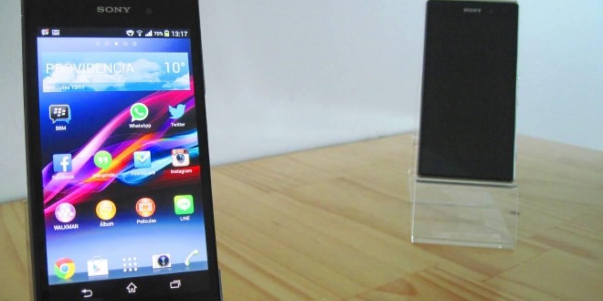 Sony Xperia Z1 [W Labs Interactivo]