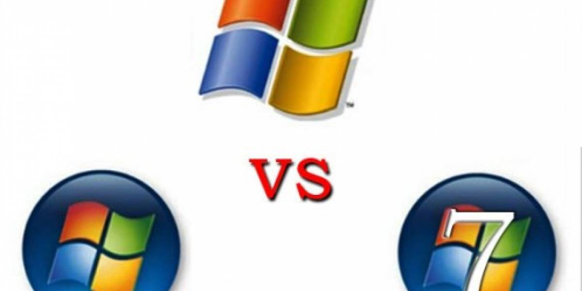 Windows 32 bits: XP vs Vista vs 7