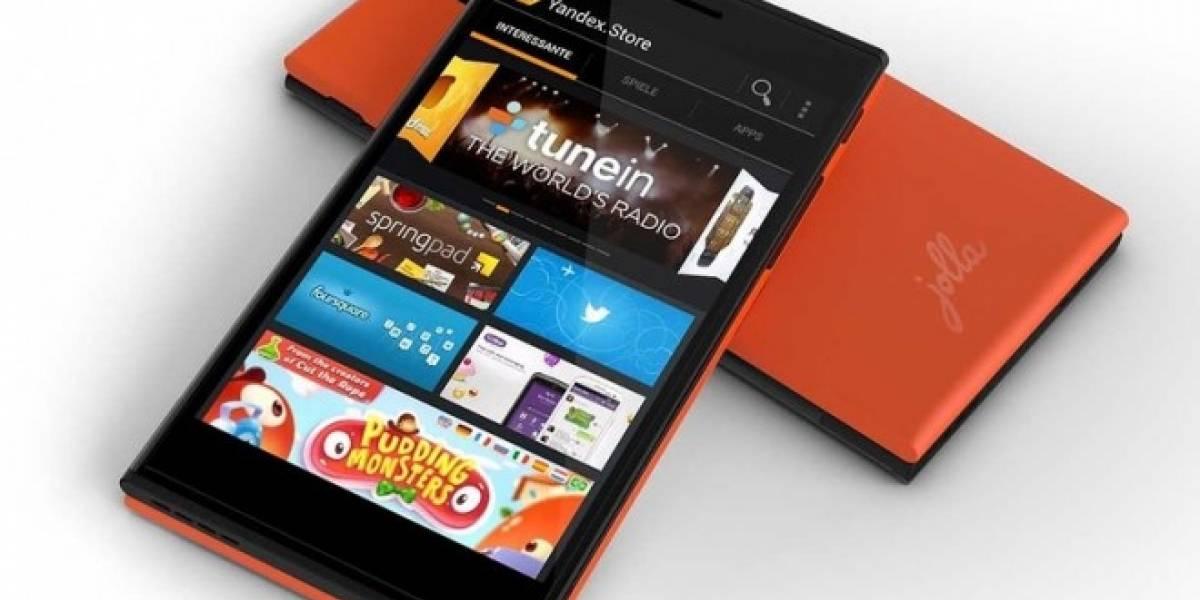 Jolla deja de lado Google y adopta Yandex como proveedor de apps para Android