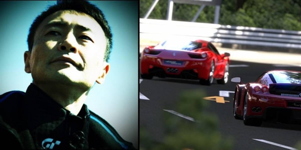 España: Kazunori Yamauchi también será premiado por su trayectoria en Gamelab 2012