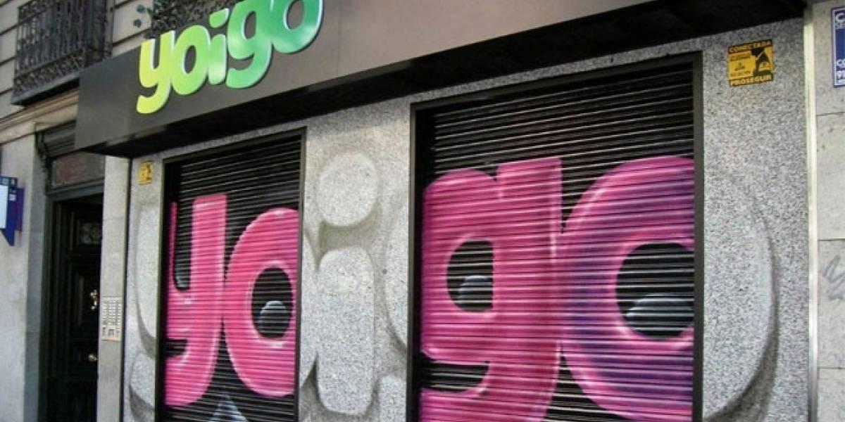 Yoigo anuncia sus planes LTE para España