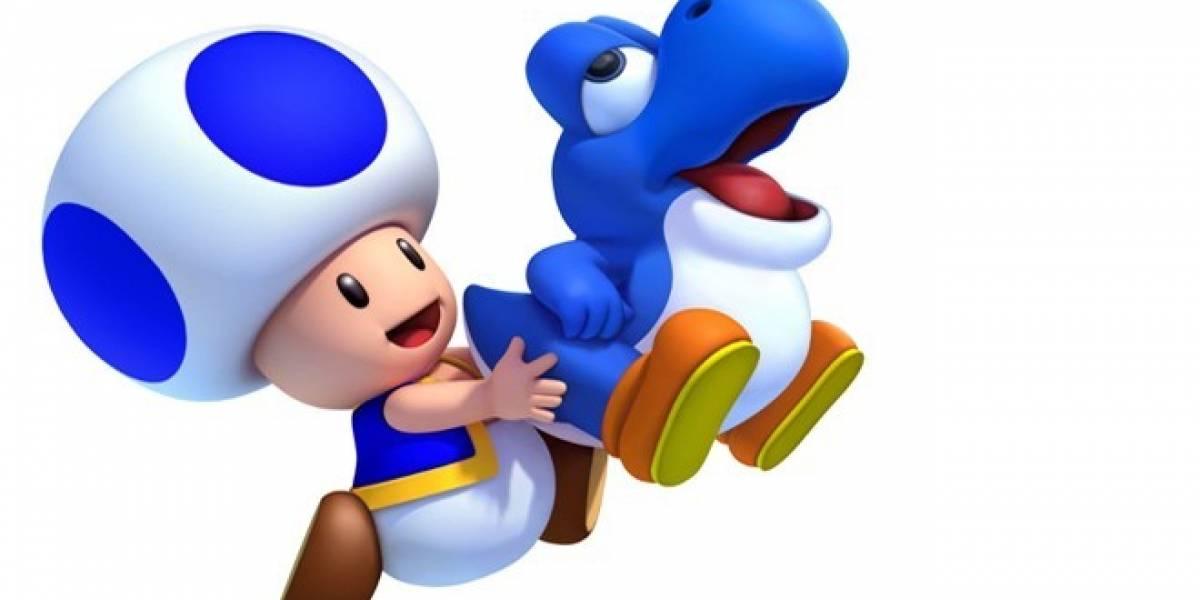 Nintendo reitera que la franquicia de Mario no se está sobreexplotando
