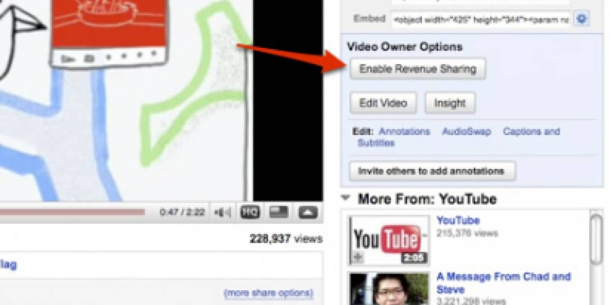 Ahora cualquiera podrá ganarse algunos pesitos en YouTube