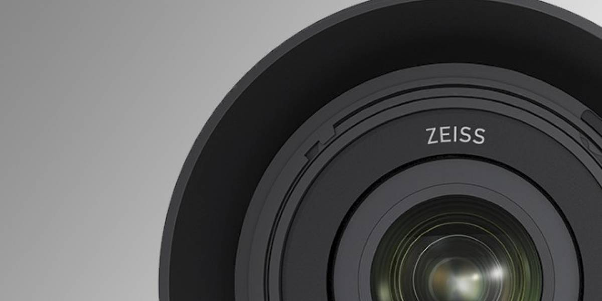 Tecnología Carl Zeiss para cámaras en móviles ahora es simplemente ZEISS