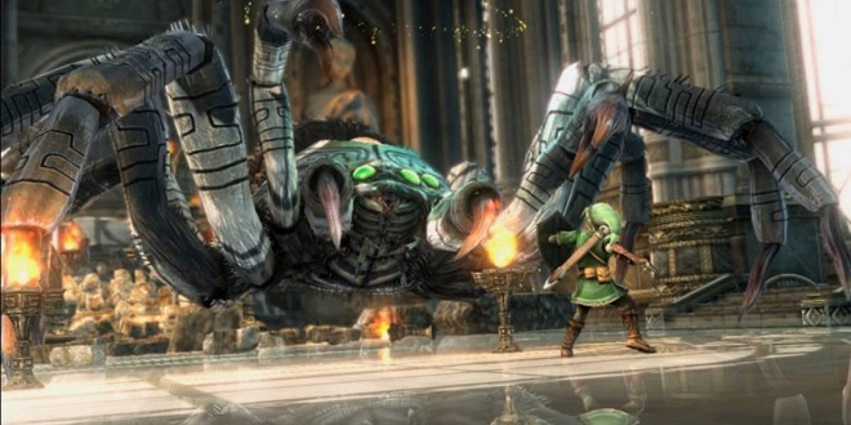 E3 2012: Zelda Wii U aún está en fase de investigación