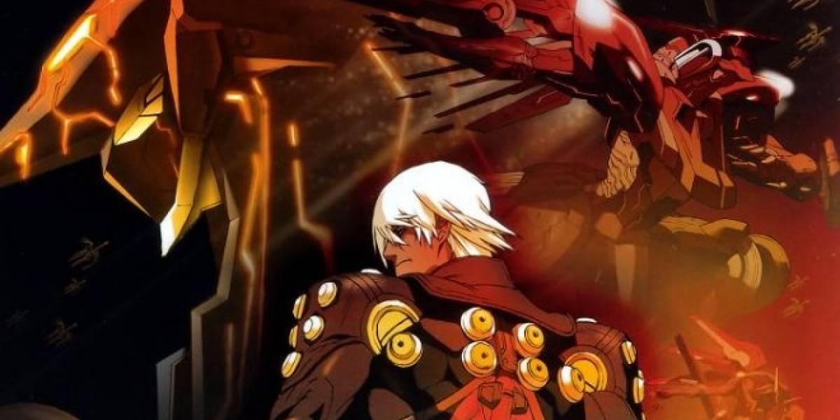 E3 2012: Esta es la nueva intro en anime de Zone of the Enders HD Collection