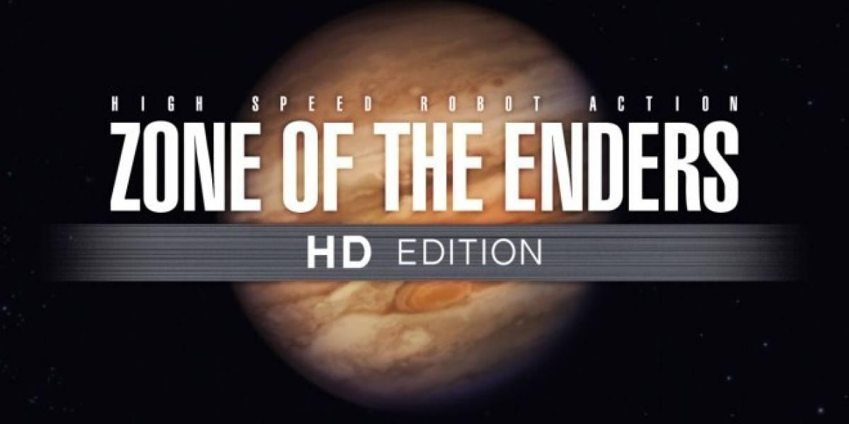 Zone of the Enders HD contará con edición para coleccionistas