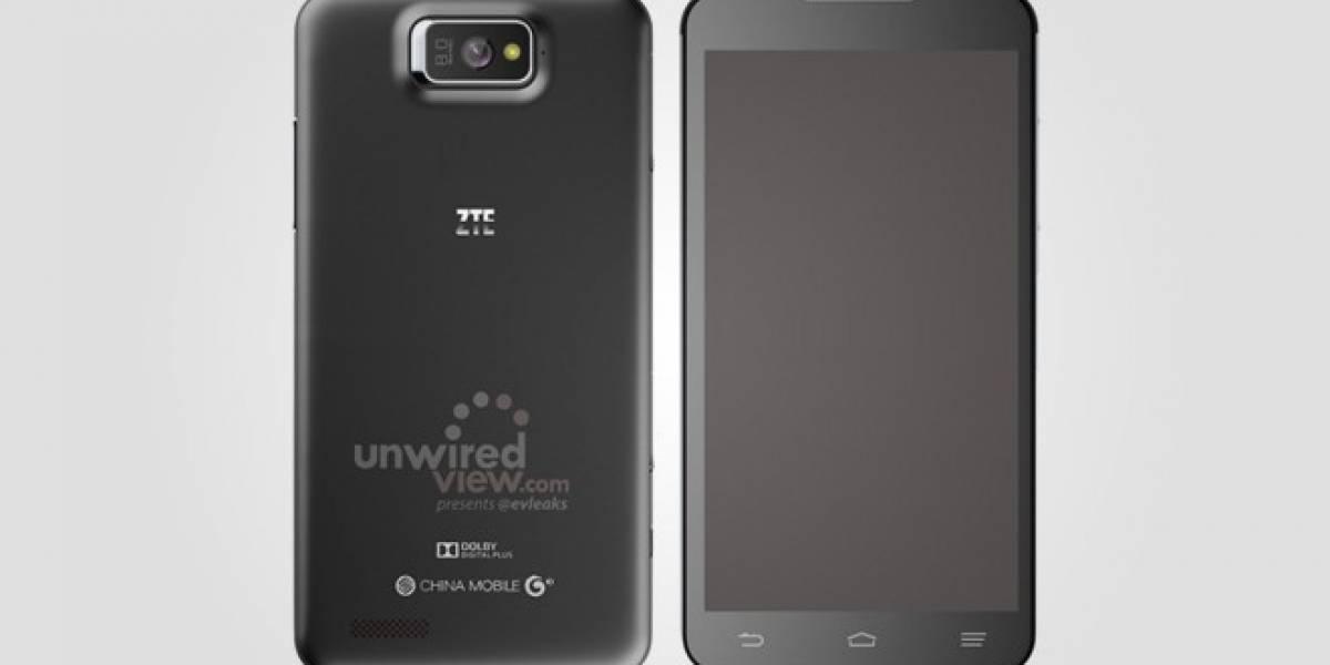 CES 2013: ZTE planea un teléfono aún más grande que el Galaxy Note 2