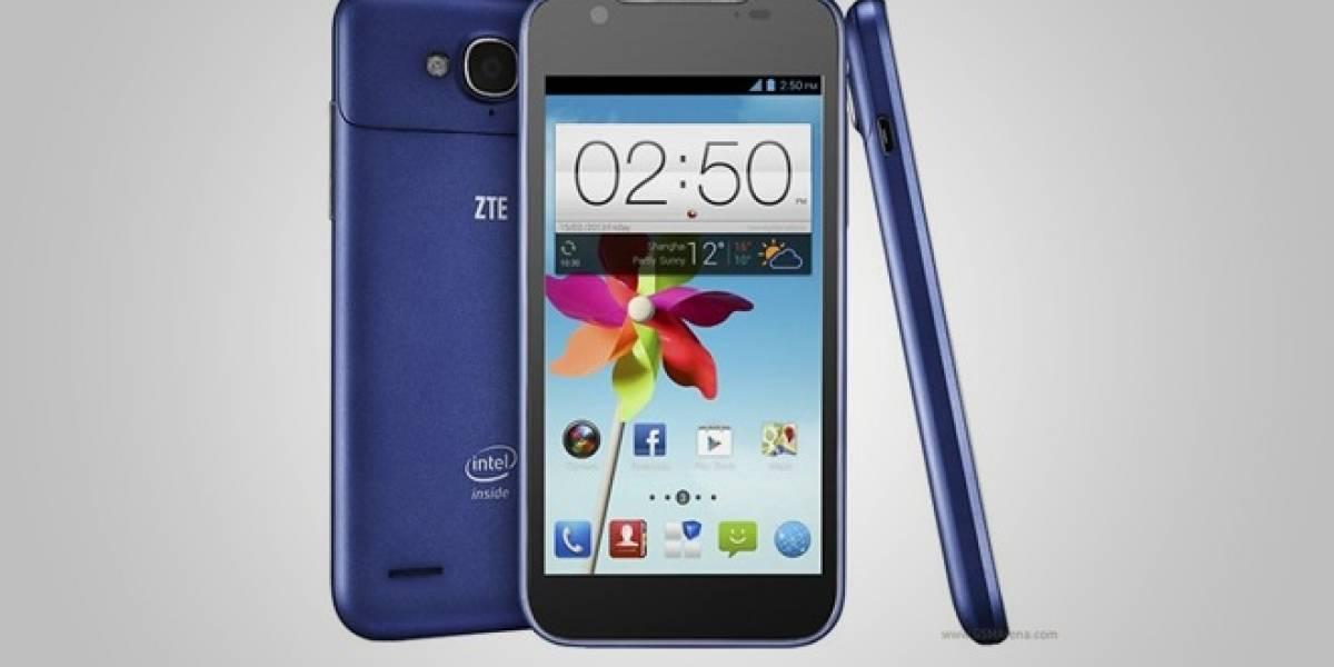 Se lanza oficialmente el ZTE Grand X2