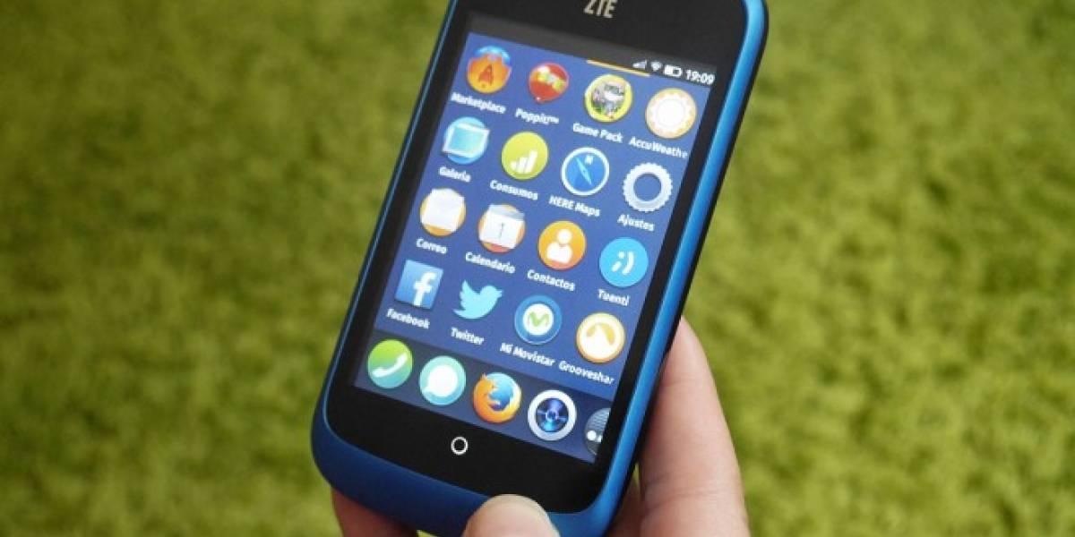 Los primeros smartphones con Firefox OS comienzan su camino por Latinoamérica