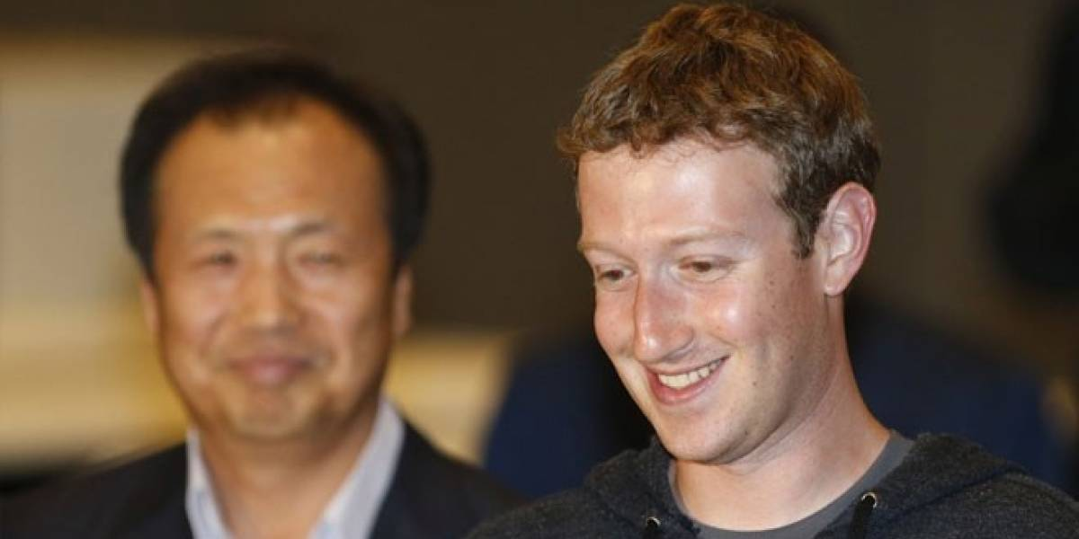 Mark Zuckerberg busca cerrar una alianza con Samsung