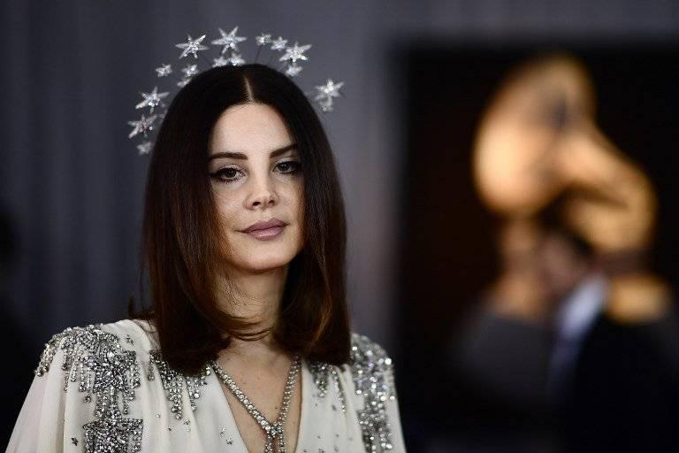 Lana del Rey Foto: AFP