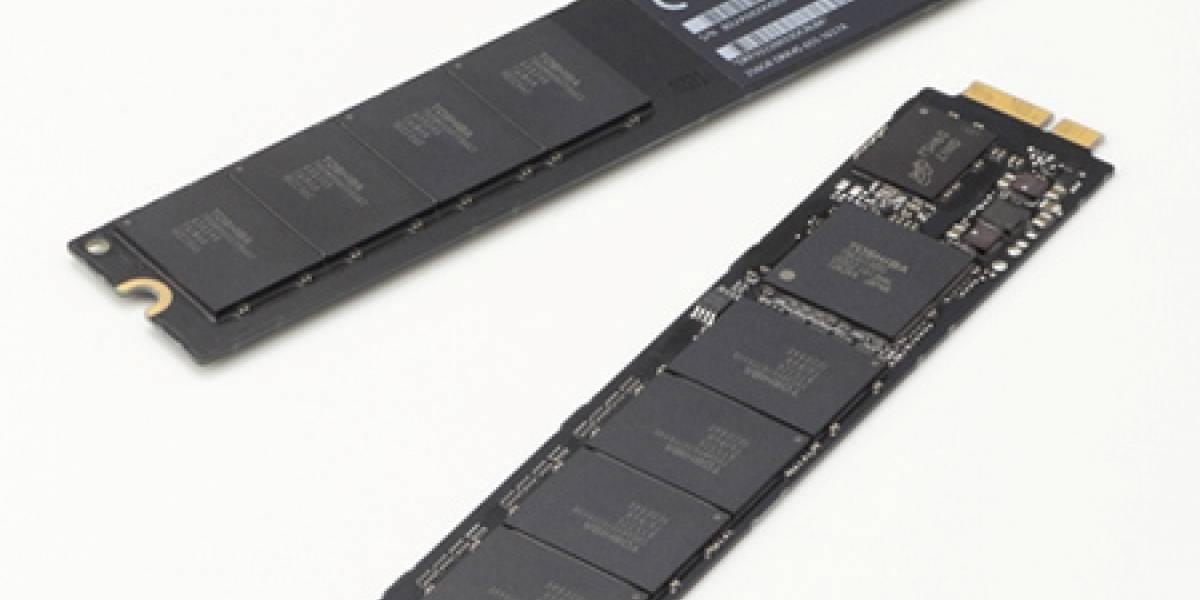 Toshiba lanza SSD Blade X-Gale