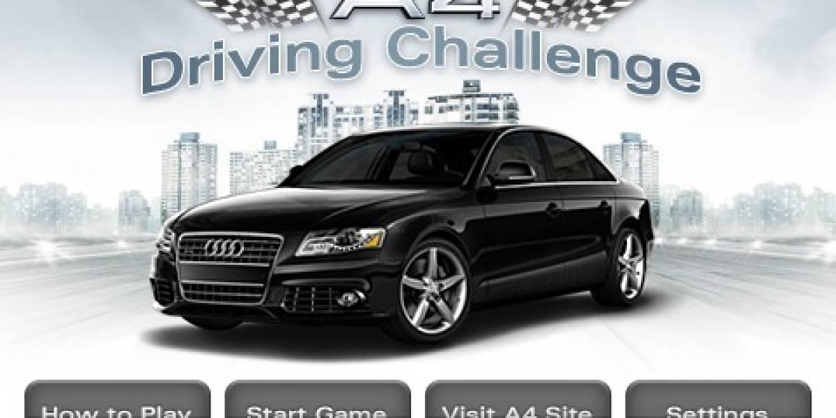 Audi lanza la versión 2.0 del peor juego para iPhone jamás creado