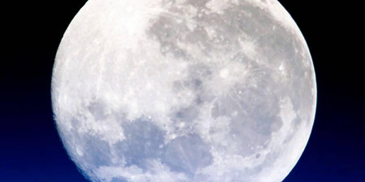 La Luna llena más llena de los últimos 15 años
