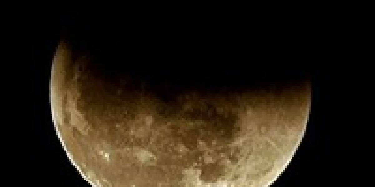 EN VIVO: Eclipse Lunar Total