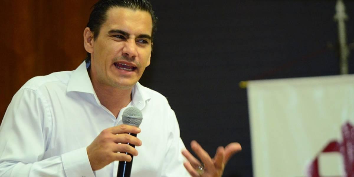 """""""El hijo de Pablo Escobar y yo nos perdonamos"""""""