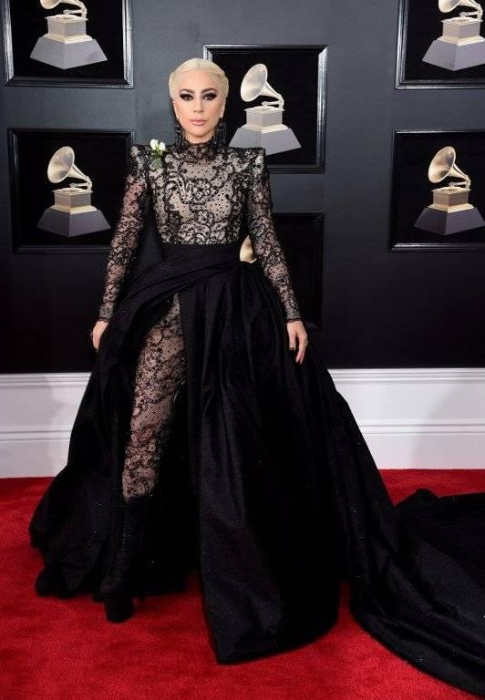 Lady Gaga, Grammy 2018