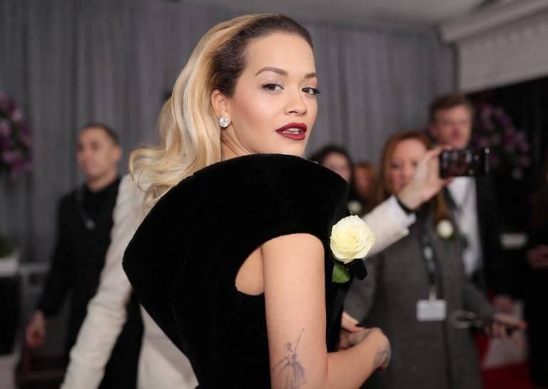 Rita Ora Foto: AFP