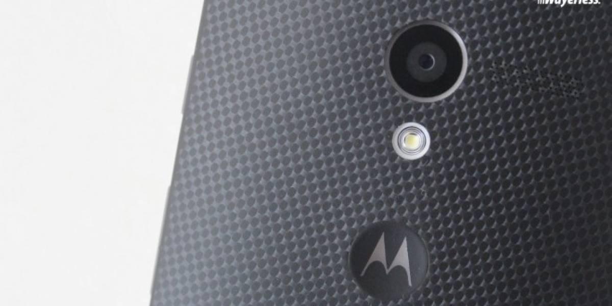Motorola actualiza su app de cámara para capturar fotos con teclas de volumen.