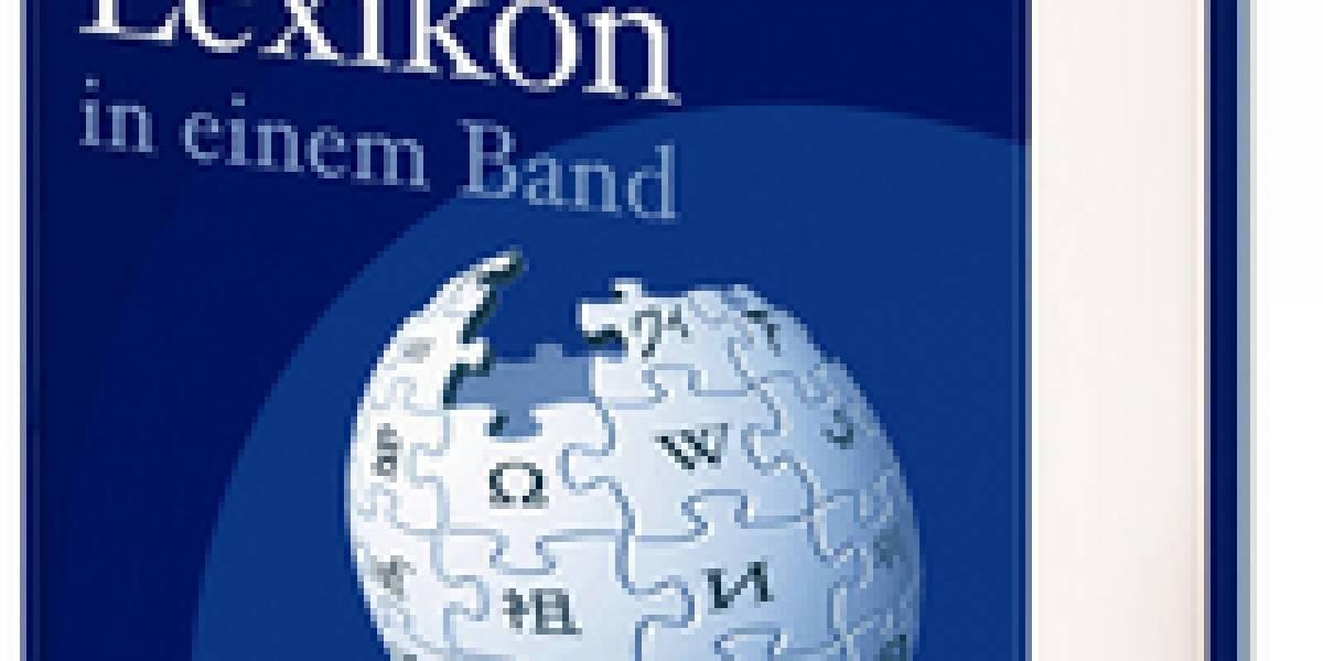 Impresentable: Wikipedia en papel y tinta