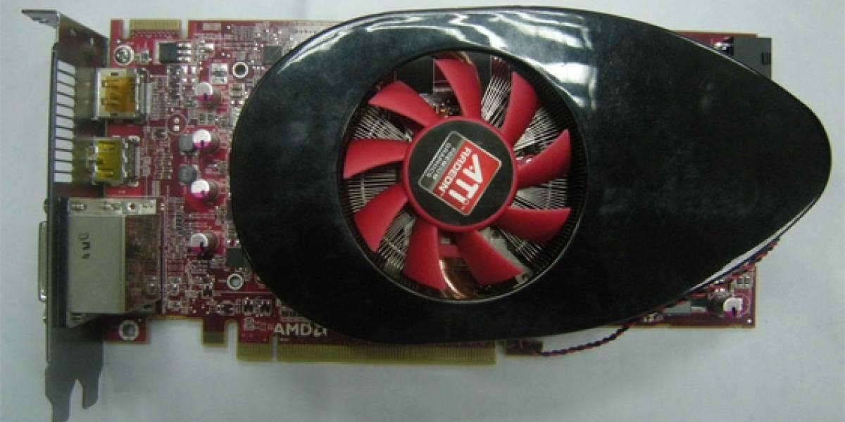 Radeon HD 6800 sería algo más lenta que 5800