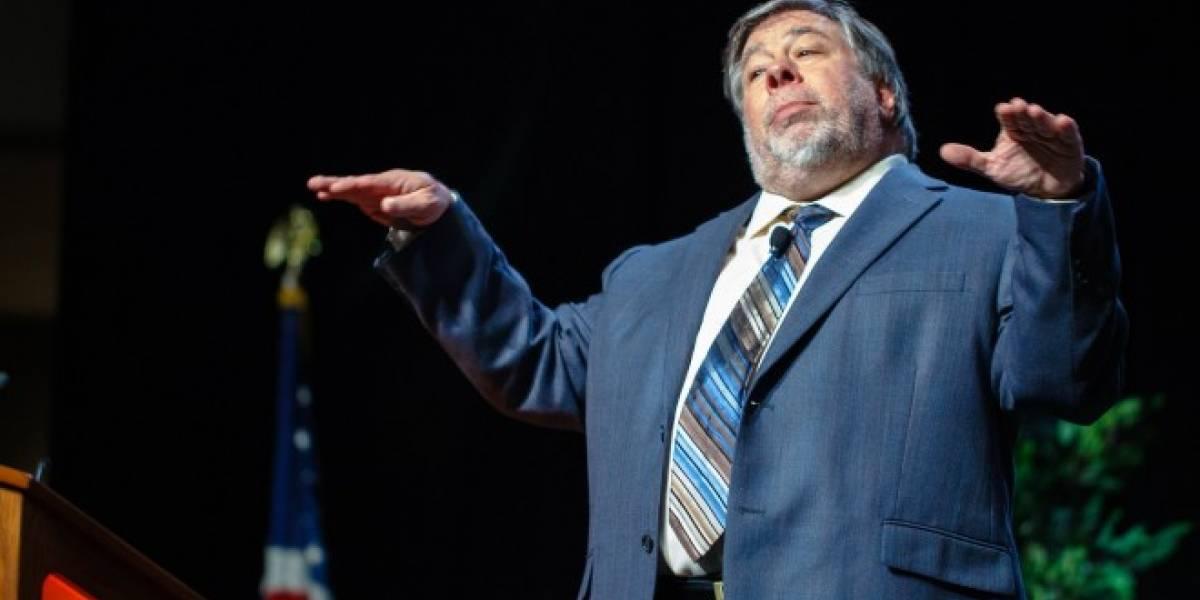 Steve Wozniak dice que Apple lanzó su phablet con tres años de retraso