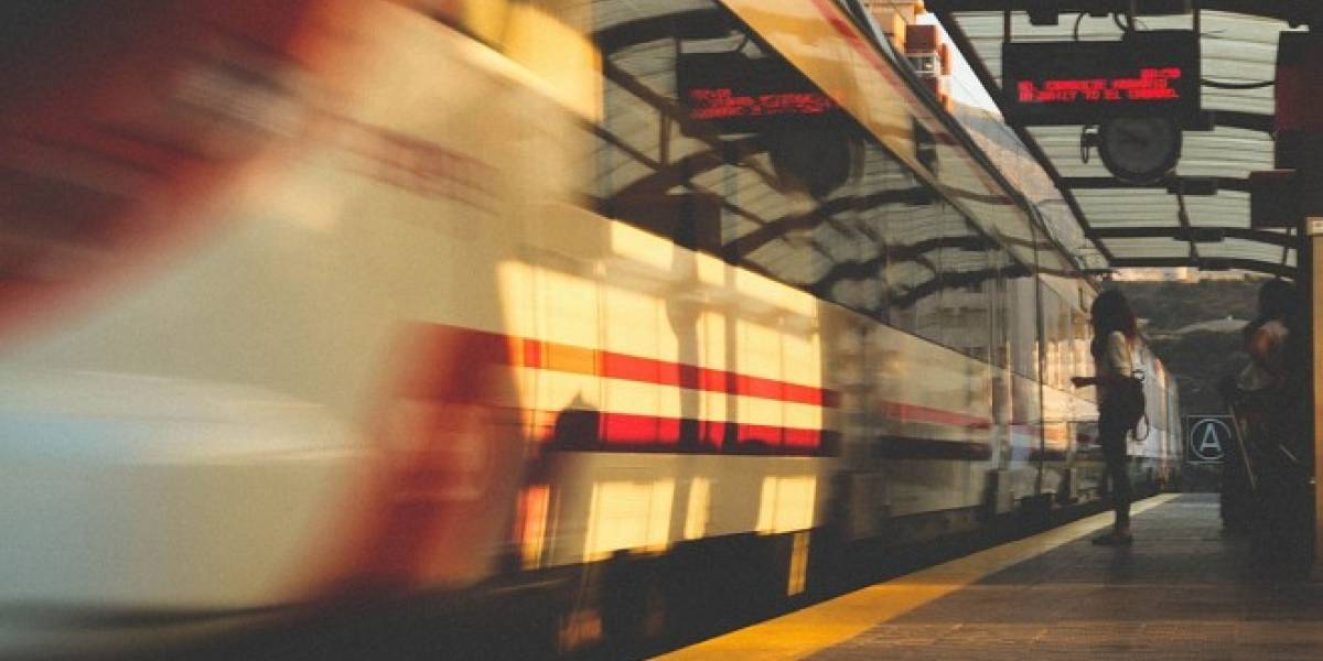 El tren de Vodafone solo pasa una vez y no te lo puedes perder