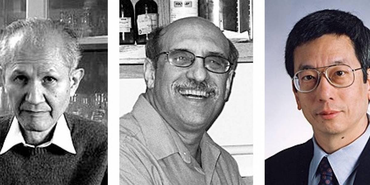 Anuncian ganadores del Premio Nobel de Química 2008