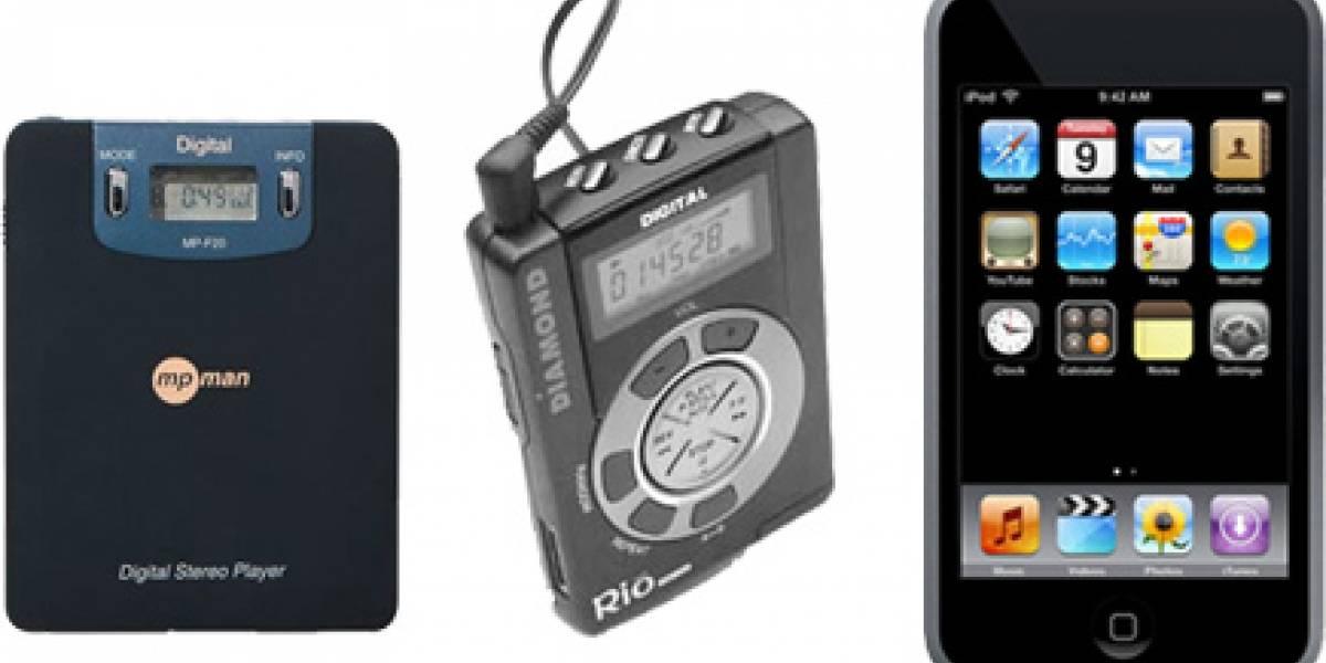 Reproductores MP3 cumplen 10 años