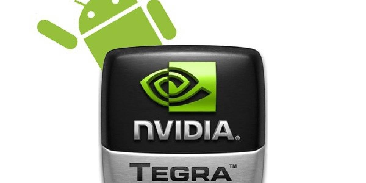 Tegra 2 ahora se enfocará en Android