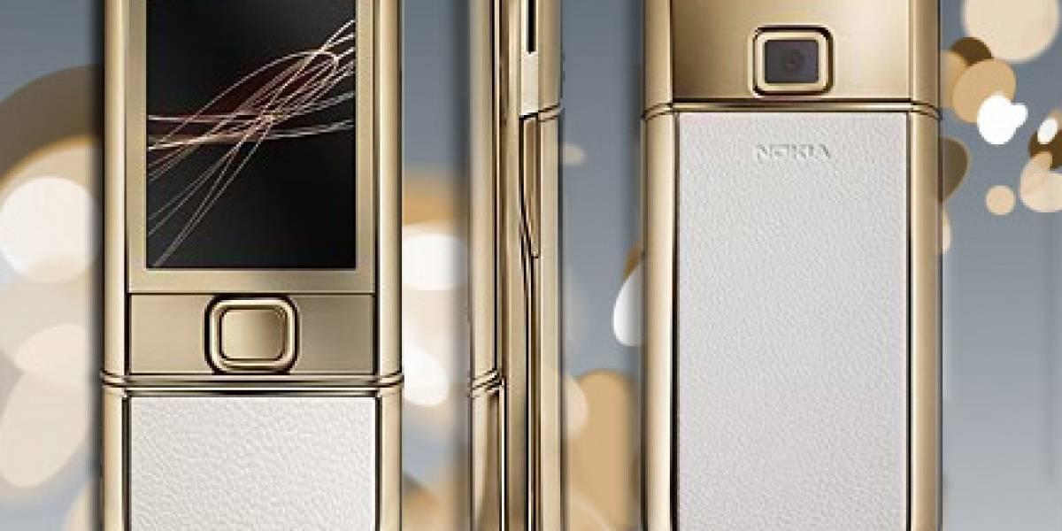 Nokia 8800 Gold Arte: Lujo de 18 Kilates