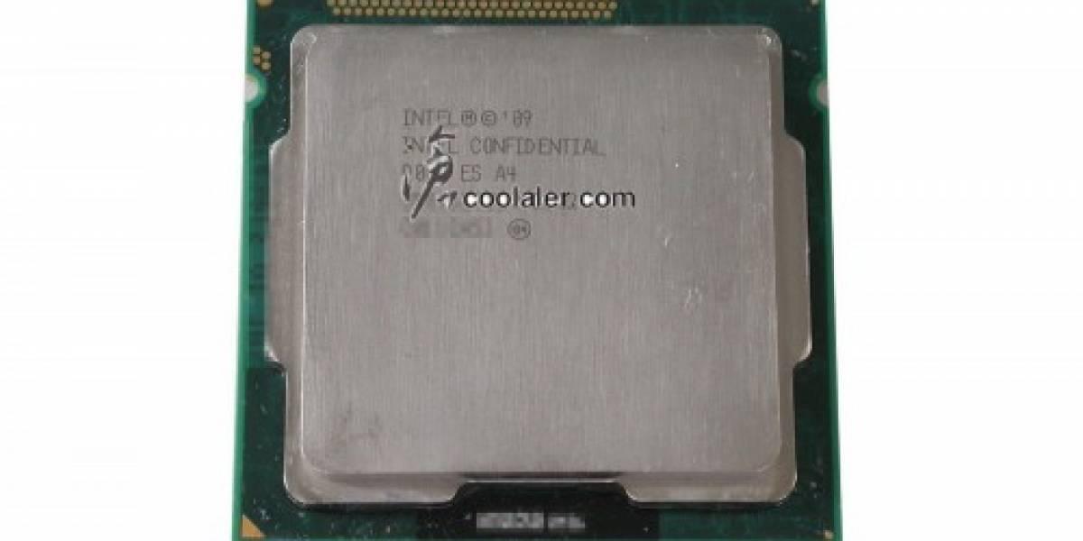 Intel Sandy Bridge: Especificaciones y benchmarks