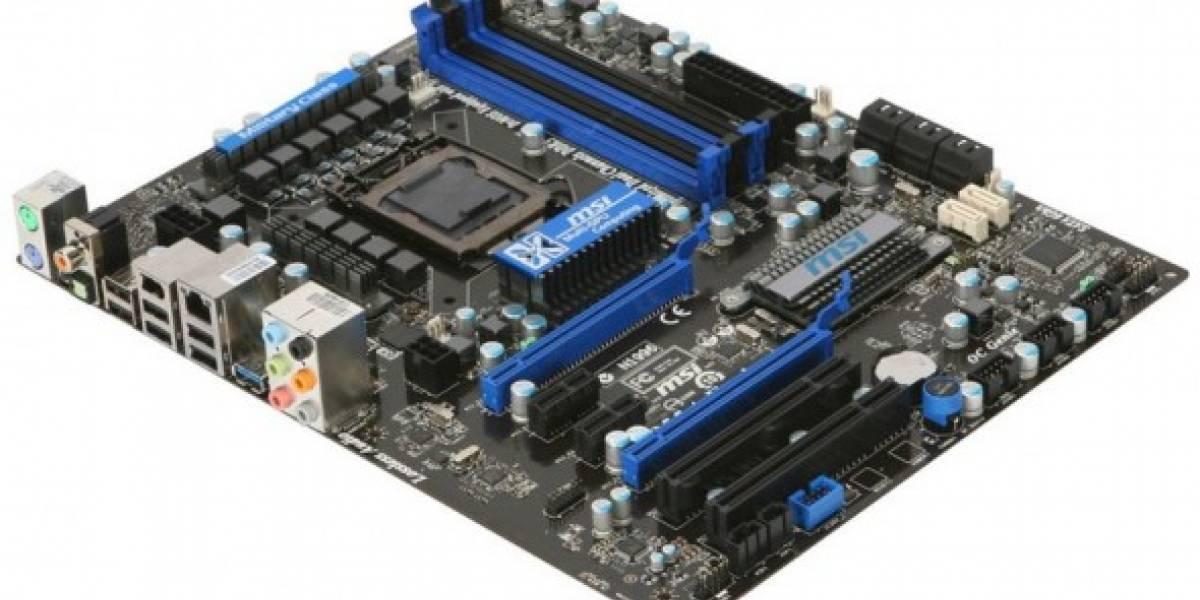 MSI presenta placas madres P55 y 870A con Hydra 200