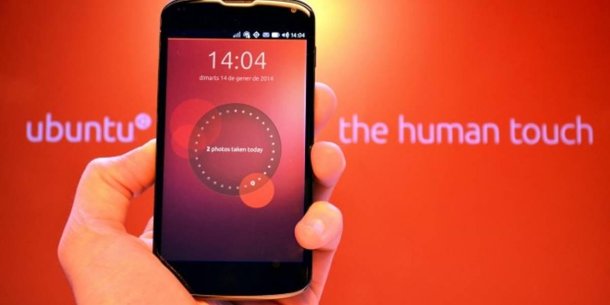 Ubuntu Touch estaría listo y sus primeros teléfonos llegarían dentro de este año