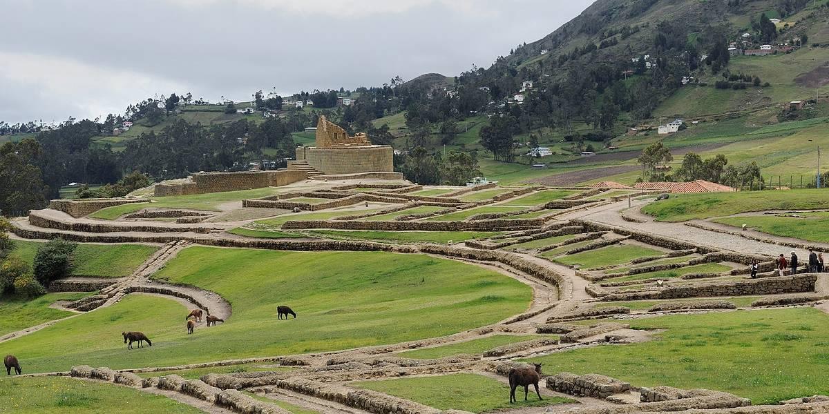 Complejo ecuatoriano Arqueológico Ingapirca contará con museo de sitio