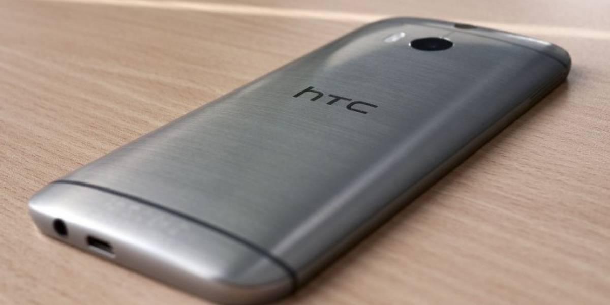 Lollipop está comenzando a llegar al HTC One M8