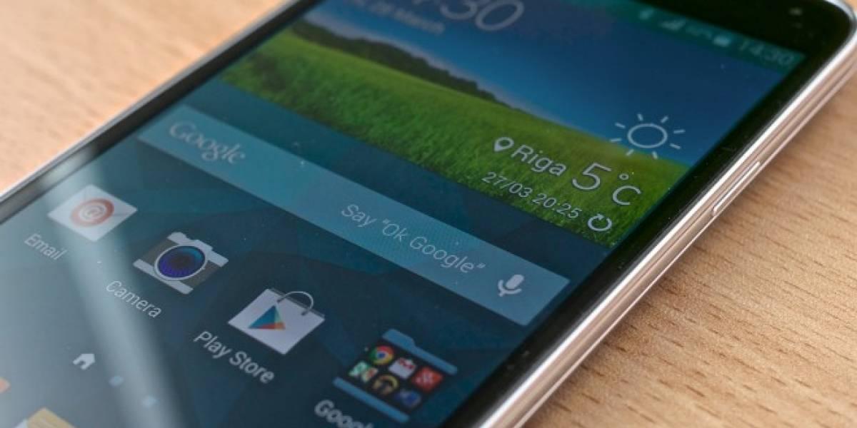PayPal lanza sistema de pago que utiliza lector de huellas digitales del Galaxy S5