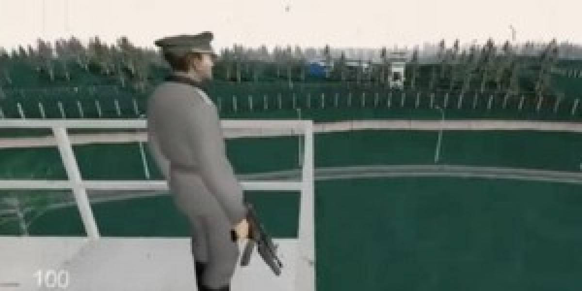 El Muro de Berlín revive en un videojuego