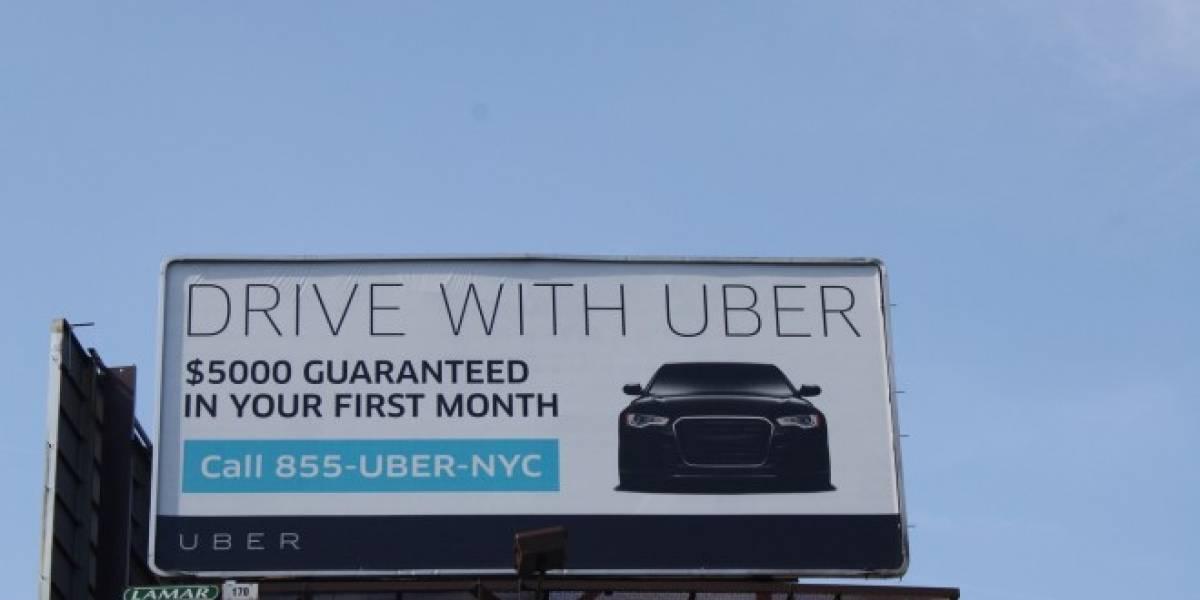 Uber estudiaría otros métodos de pago para funcionar en mercados emergentes